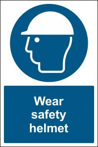Wear Safety Helmet
