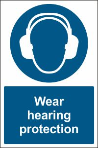 Wear Hearing Protection