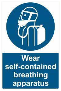 Wear Self-contained Breathing Apparatus