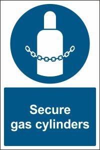 Secure Gas Cylinders