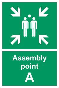 Assembly Point A