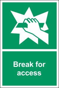 Break for Access