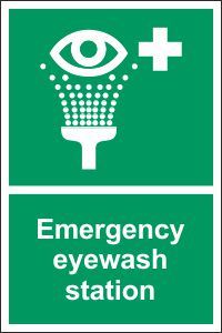Emergency Eyewash Station