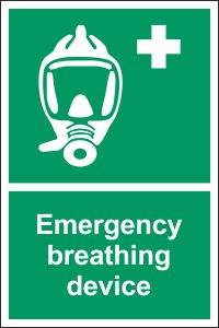 Emergency Breathing Device