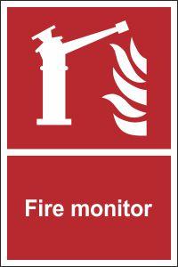 Fire Monitor