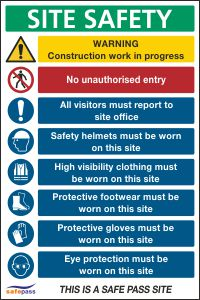 Site Safety Notice 4