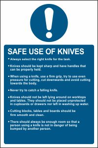 Safe Use of Knives