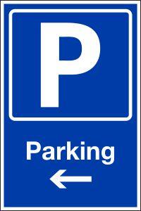 Parking Left