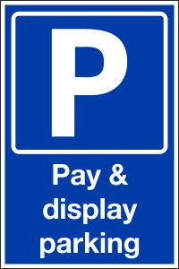 Pay & Display Parking