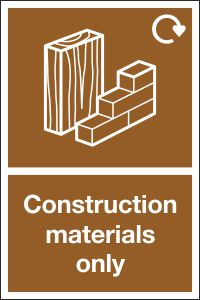 Construction Materials Only