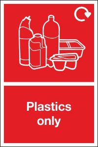 Plastics Only
