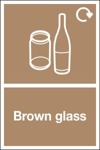 Brown Glass