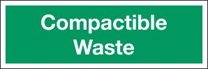 Compactible Waste