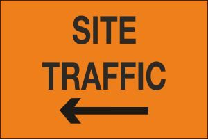 Site Traffic Left