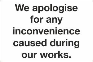Apology Board