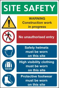 Site Safety Notice 1