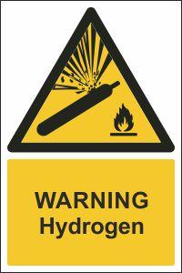 Warning - Hydrogen