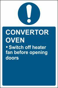 Convertor Oven