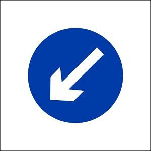 Keep Left - RUS001
