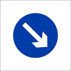 Keep Right - RUS002