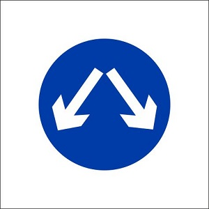 Pass Either Side - RUS003