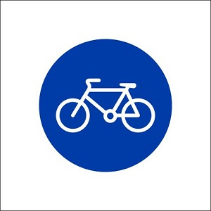 Bicycles Only - RUS009