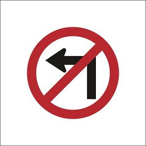 No Left Turn - RUS013