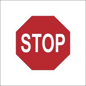 Stop - RUS027