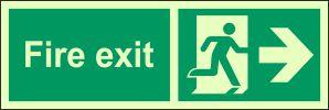 Fire Exit E