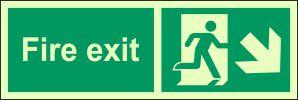 Fire Exit SE