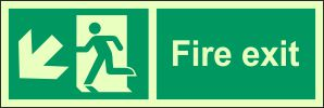 Fire Exit SW