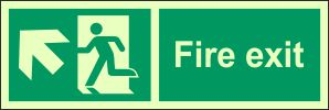 Fire Exit NW