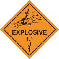 Explosive 1.1 J