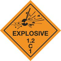 Explosive 1.2 C
