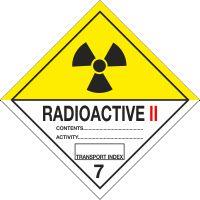 Radioactive - Class II