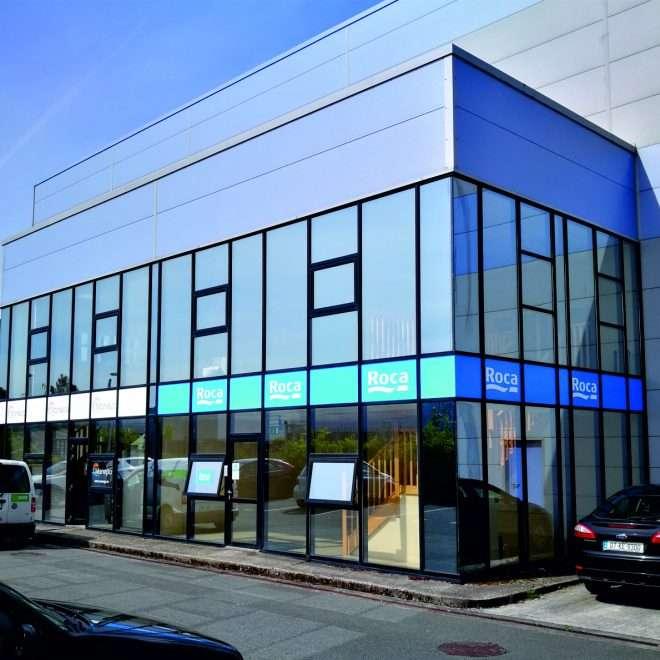 window and glass graphics - printed graphics