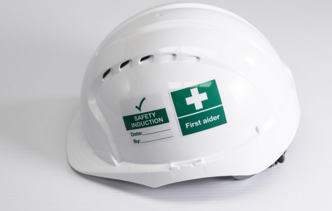 safety graphics and labels - helmet labels
